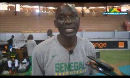 """MADIÈNE FALL (COACH DES U20 MASCULIN) : """"Il faut reconduire le même schéma tactique contre le Mozambique''"""