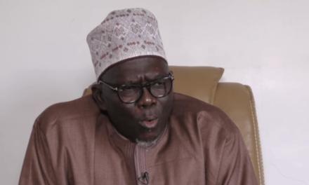 PRESIDENCE DE LA RÉPUBLIQUE – Moustapha Diakhaté limogé