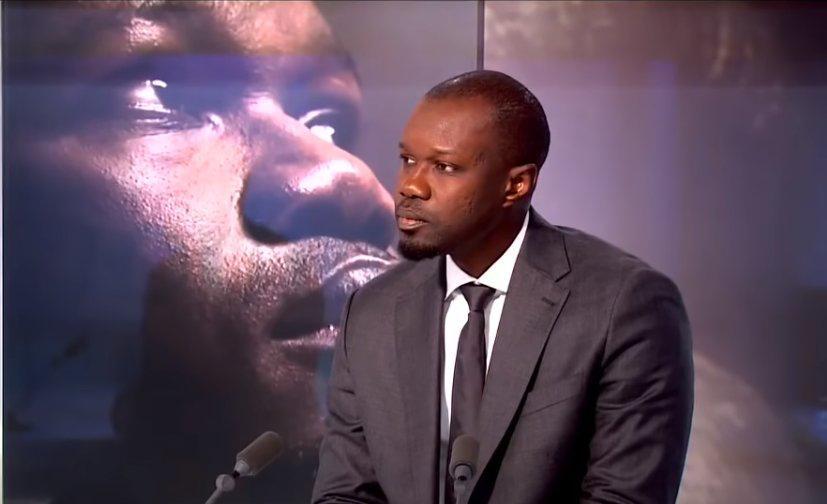 OUSMANE SONKO – «Une France hautaine et moralisatrice fait face au monde musulman»