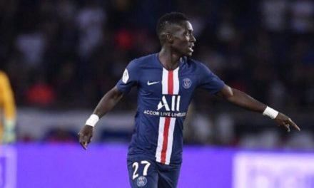 PSG : La réaction de Gana Guèye après son premier match