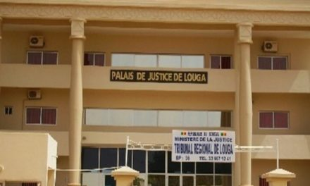 Tribunal départemental de Louga: le maître coranique et ses co-accusés prennent 2 ans avec sursis