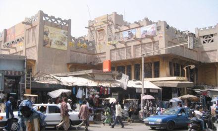 Grève des commerçants : Sandaga baisse les rideaux