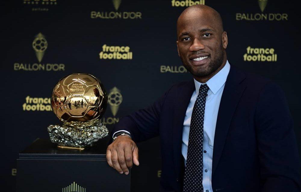 BALLON D'OR 2019 – Drogba espère Mané et Salah