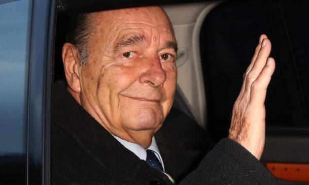 Obsèques de Jacques Chirac : Abdou Diouf en première ligne