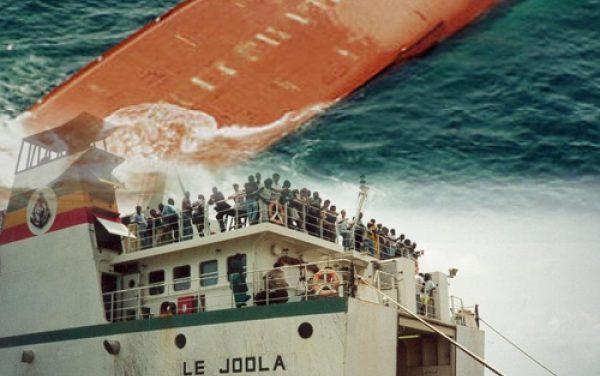 JOOLA – Sidiki Kaba salue les efforts de l'Etat dans la prise en charge des familles