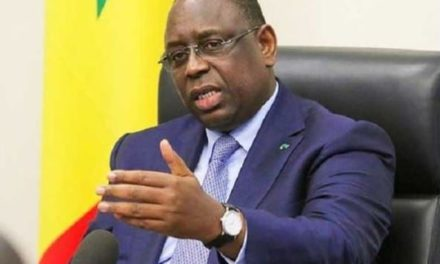 "DIALOGUE NATIONAL – Macky Sall pour des ""consensus forts"""
