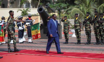 Levée du corps : Macky rend les honneurs ce vendredi aux 3 militaires tombés en Centrafrique