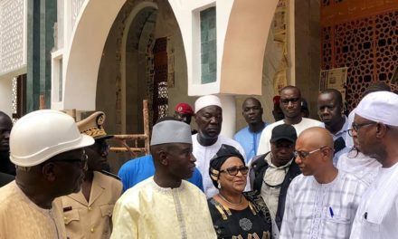 Construction de la mosquée Massalikoul Djinane: Macky Sall aurait casqué 7 milliards