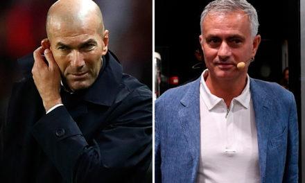 REAL MADRID : Mourinho le successeur de Zidane ?