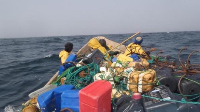 Soumbédioune: Comment 2 pêcheurs ont été surpris et tués par la foudre en pleine mer