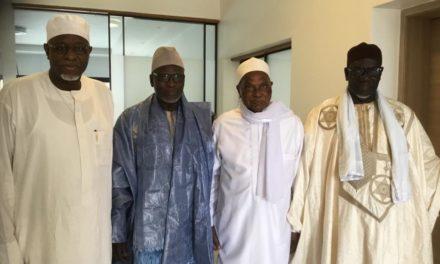 INAUGURATION MASSALIKOUL JINAAN – Serigne Mountakha envoie une délégation à Wade