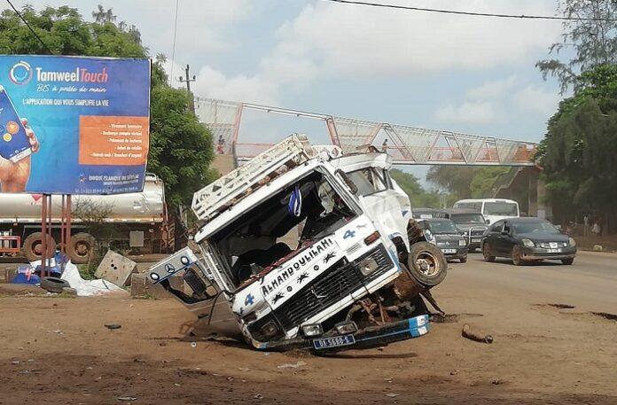 ACCIDENT A THIES – Un mort et des blessés graves