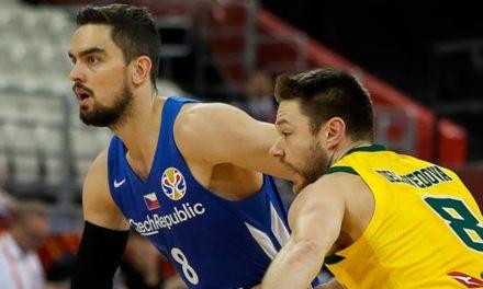 Mondial Basket : Revivez les temps forts du 1/4 de final Australie – République Tchèque