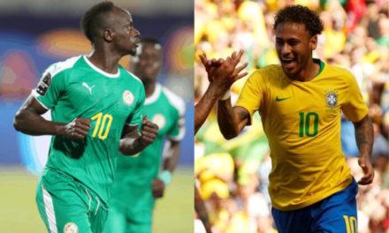 FOOTBALL – Sénégal-Brésil aura lieu le 10 octobre
