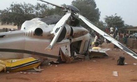 Après le crash de leur hélicoptère: Le Capitaine Moussa Thiam décoré à titre posthume