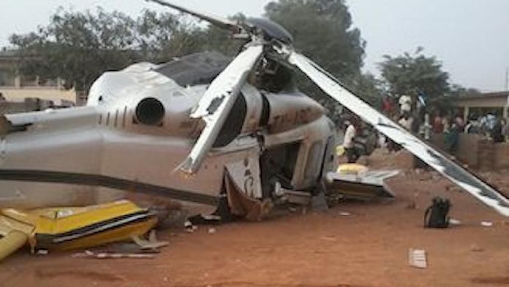 Crash d'un hélico en Rdc-Les 3 soldats morts élevés au rang de Chevalier de l'Ordre national du lion