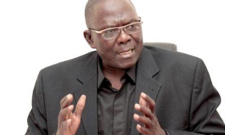 Nommé ministre-conseiller, Moustapha Diakhaté précise