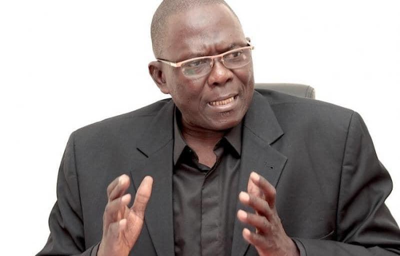 Moustapha Diakhaté sur la Fronde au Pds: «C'est une farce»