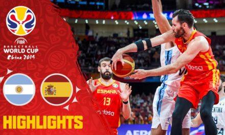 Mondial Basket : Revivez les temps forts de la finale Espagne – Argentine