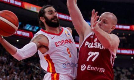 Mondial Basket : Revivez les temps forts du 1/4 de final Espagne – Pologne