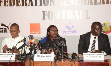Cas Aliou Cissé : une pomme de discorde à la fédération de foot