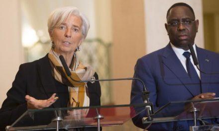 DETTE DE 9114 MILLIARDS F CFA – Le FMI alerte