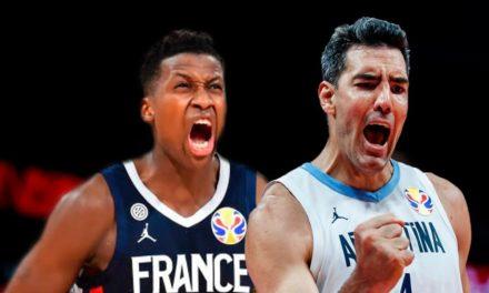 Mondial Basket : Revivez les temps forts de la 1/2 finale France – Argentine