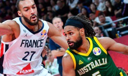 Mondial Basket : Revivez les temps forts du match pour la 3ème place France – Australie