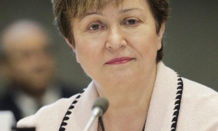FMI : la Bulgare Kristalina Georgieva est la nouvelle directrice