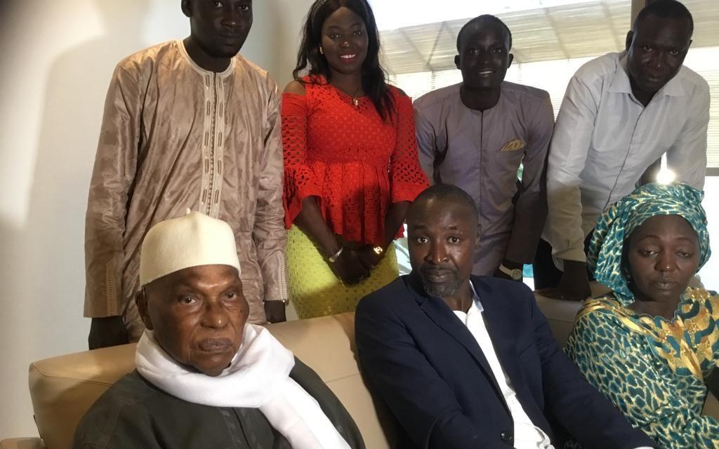 Grève de la faim de Adama Gaye : Me Wade peiné