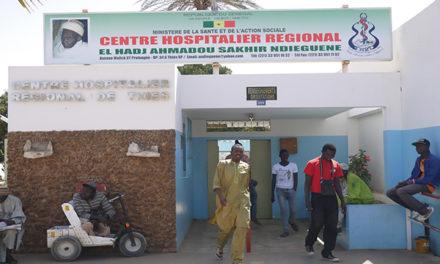 Scandale à l'hôpital Sakhir Ndiéguène de Thiès : des agents arrêtés pour vol de gaz
