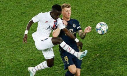 PSG-REAL- L'Europe sous le charme de Gana Gueye