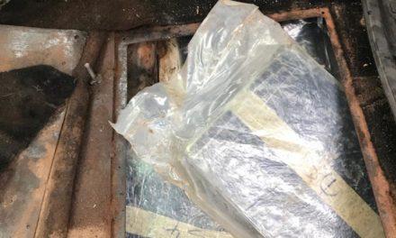 TRAFIC DE DROGUE – 400 kg saisis par la Douane en deux jours