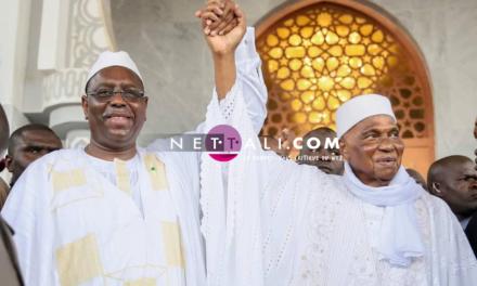 Macky Sall : «Je lance un appel solennel au Président Abdoulaye Wade….»