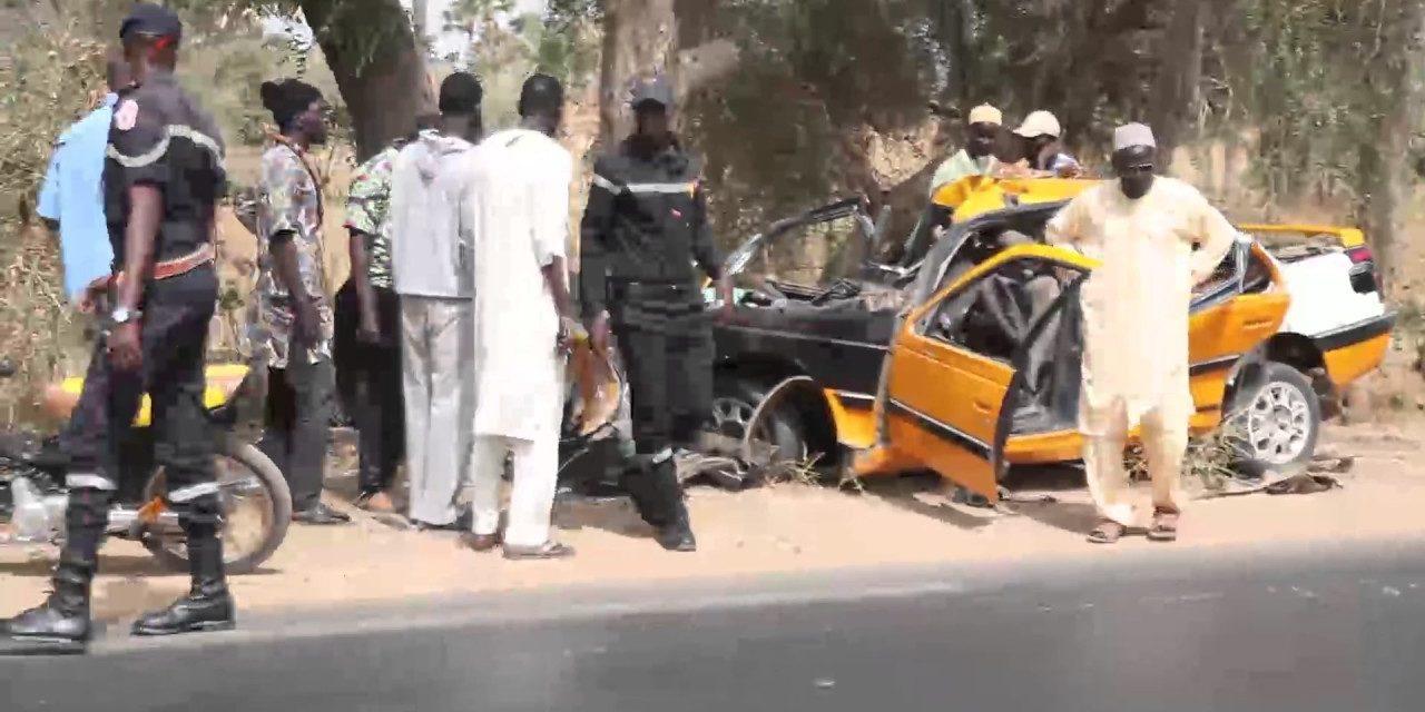 ACCIDENT – Une collision fait 8 morts à Louga
