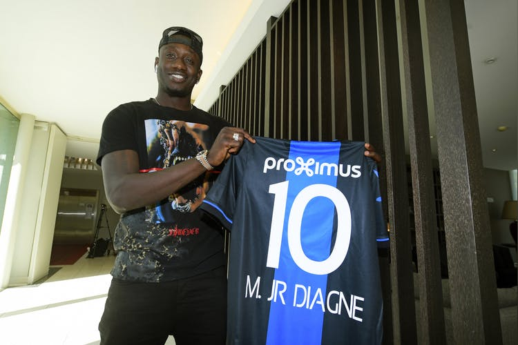 OFFICIEL : Mbaye Diagne prêté au Club Bruges