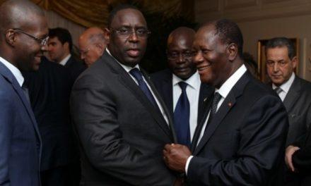 COTE D'IVOIRE / SENEGAL-Macky Sall, médiateur entre Ouattara et Soro