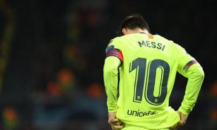 Nouveau scandale fiscal pour Messi