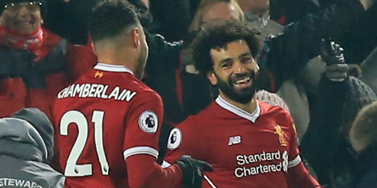 Chamberlain prend position sur la relation entre Mané et Salah