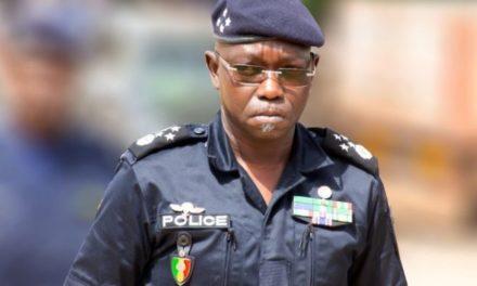 Nommé patron de la Sûreté urbaine, Bara Sankharé reprend du service