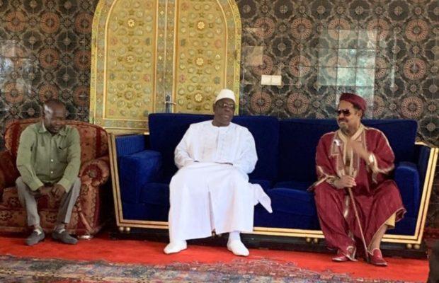 Polémique Ahmed Khalifa-Comment Macky a dénoué la crise