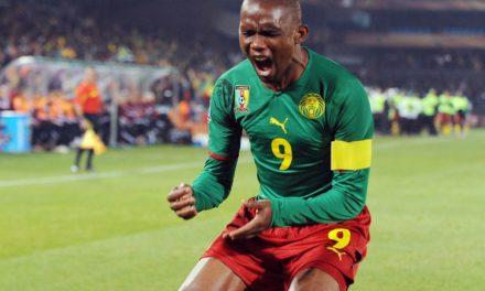 RETRAITE – Le monde du foot rend hommage à Eto'o