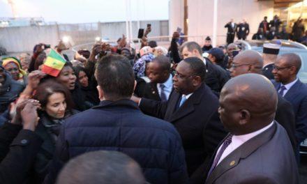 Bagarre à l'accueil de Macky aux USA : des opposants sénégalais empêchés de manifester