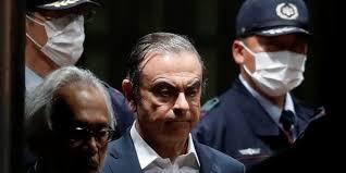 USA-Ghosn interdit de diriger une entreprise cotée pendant 10 ans