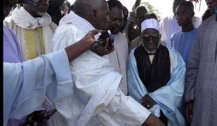 MBACKE : Le khalife général des mourides exige la délocalisation immédiate du stade