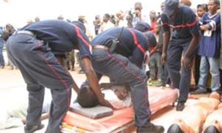 ILA TOUBA : Un accident fait six morts