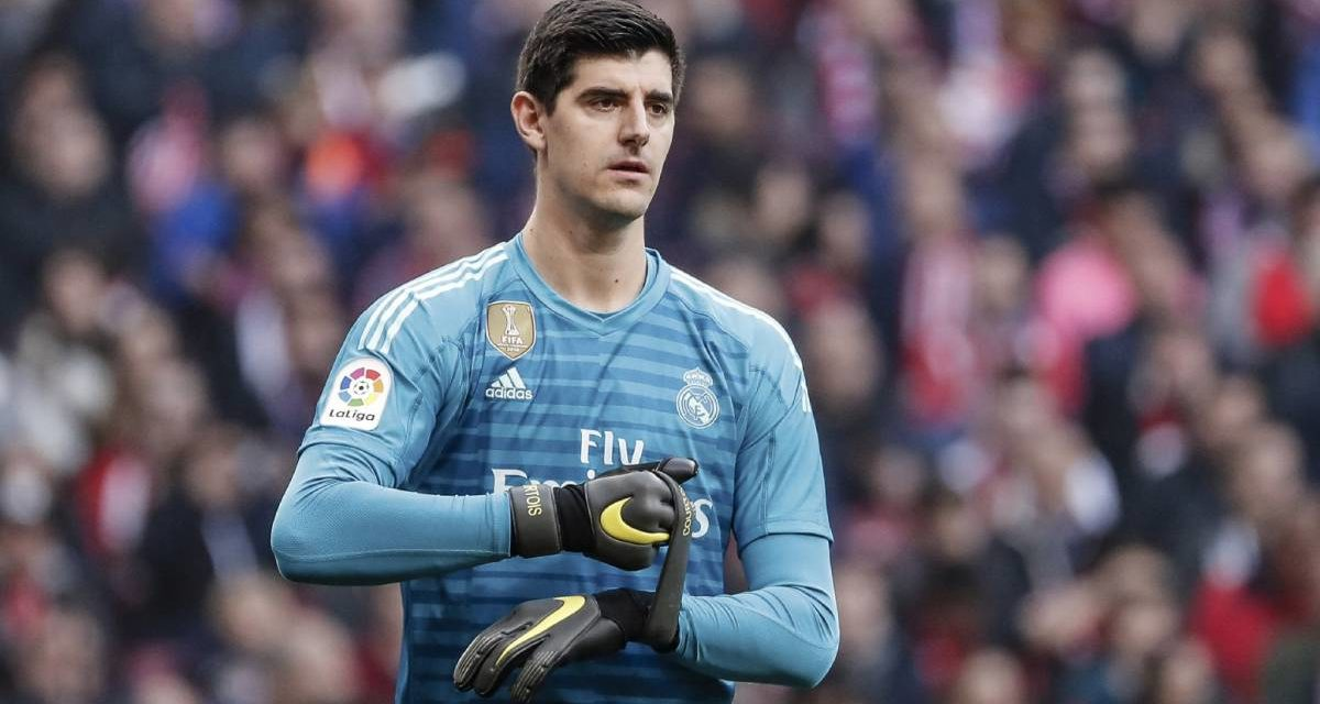 REAL MADRID – Courtois flingue la presse espagnole