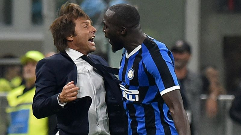 INTER – Conte incite Lukaku à travailler plus