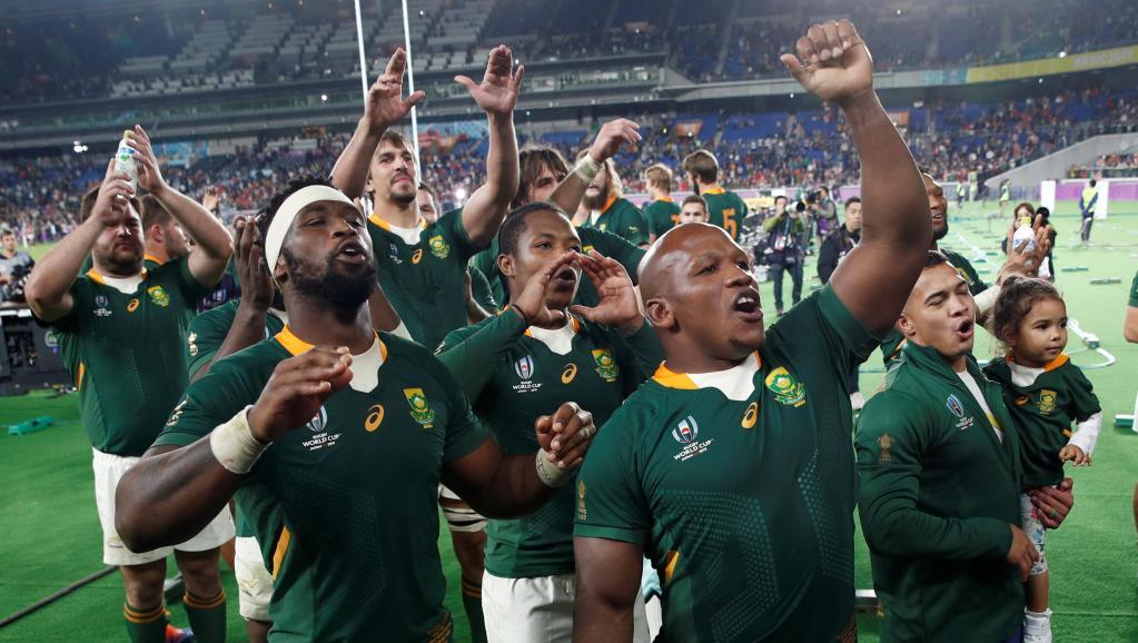 MONDIAL RUGBY – L'Afrique du Sud en finale, 12 ans après!