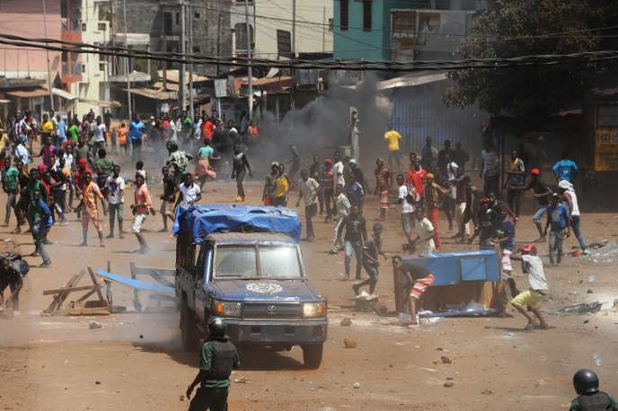 GUINEE CONAKRY – L'opposition va boycotter les législatives
